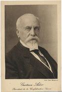 Gustave Ador President Confederation Suisse Né à Cologny Photo Fred. Boissonnas Edit Diserens - GE Geneva