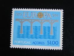 """Acores - Europa 1984 """"Pont De Coopération"""" - Y.T. 353 - Neuf (**) Mint (MNH) - Europa-CEPT"""