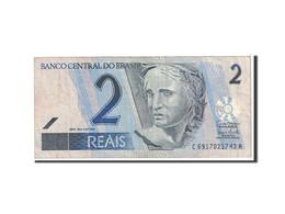 Brésil, 2 Reais, 2001, KM:249b, TTB - Brésil