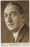 Henri Marius Christiné Compositeur Né à Geneve - GE Geneva