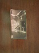 Il Bambinello Gesù Gli Angeli E L' Asinello  - Santino Holy Card  Edizione NB 1263 Made In Italy - Santini
