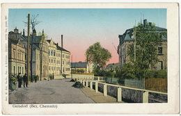Gersdorf ( Bez. Chemnitz ) Sent To Prisoner Camp In Riom Puy De Dome  France Camp Prisonniers Edit W. Giel - Gersdorf