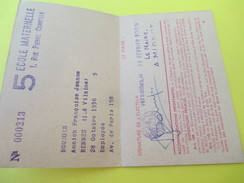 Carte D'Electeur/Ministére De L'Intérieur/Seine Et Oise / VERSAILLES/ Bourges/Mignot/1959                        ELECT11 - Unclassified