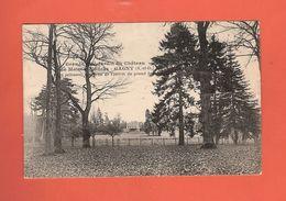 * CPA..dépt 93..GAGNY  :  Jardin Du Château De Maison Banche  :  Voir 2 Scans - Gagny