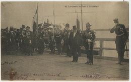 Loubet France Et Tsar Nicolas II à Cronstadt Cosaque - Russia