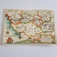 Carte à Système - Les Chateaux De La Loire - 12 Vues Avec Historique Au Verso - A Systèmes