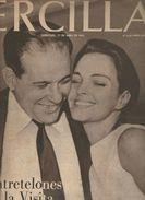 REVUE    ERCILLA   CHILE     SANTIAGO DU CHILI    ABRIL 1963    N° 1456   JUAN XXIII   JANGO GOULART     MAO - Magazines & Newspapers