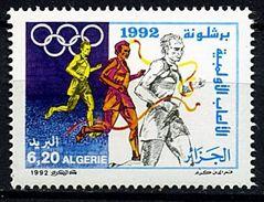 ARGELIA 1992 - ALGERIE - OLYMPICS BARCELONA 92 - YVERT Nº 1020**  MICHEL BLOCK 1065  SCOTT 958 - Verano 1992: Barcelona