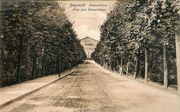 Bayreuth - Allee Zum Festspielhaus (000749) - Bayreuth