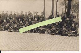 Fort De Nogent Sur Marne 4eme Régiment De Zouaves1ere Compagnie Tracy Le Mont Quennevieres 1wk 1914/1918 Ww1 - War, Military