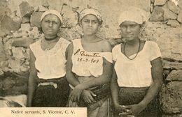 CA VERT(SAO VICENTE) - Capo Verde