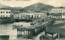 CA VERT(SAO VICENTE) - Cape Verde