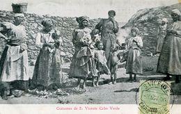 CA VERT(SAO VICENTE) - Cap Vert