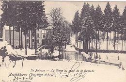 Neufchâteau (paysage D'hiver) - La Vierre Au Sortir De La Cascade (A. Petit, 1903) - Neufchâteau