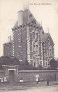 Neufchâteau - Une Villa De (animée, Edit. Lallemand, 1911) - Neufchâteau
