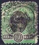 Brazil 1905 - Allegory Of Freedom ( Mi 159 - YT 124a ) With Watermark - Brasilien