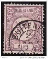 Buitenpost (PK) Op Nr 33 Cw Kleinrond Stempel  &euro   5,00 - Oblitérés