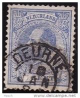 Deurne Op Nr 19 Cw Kleinrond Stempel  &euro   10,00 - Used Stamps
