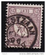 Westzaan Op Nr 33  Cw Kleinrond Stempel  &euro  5,00 - Oblitérés