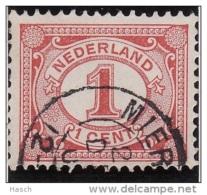 Mierloo Op Nr 51  Cw Kleinrond Stempel  &euro  20,00 - Oblitérés