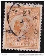 Vaals Op Nr 33(schaars?)  Cw Kleinrond Stempel  &euro  10,00 - 1891-1948 (Wilhelmine)