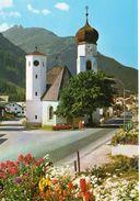 Autriche St-Anton Am Arlberg Animée L'Eglise Station De Ski Sports D'hiver - St. Anton Am Arlberg