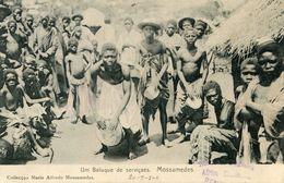 ANGOLA(MOSSAMEDES) - Angola