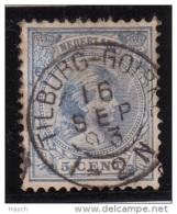 Tilburg-Goirke Op Nr 35  Cw Kleinrond Stempel  &euro  7,50 - Period 1891-1948 (Wilhelmina)