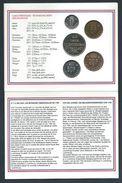 . Luxembourg (Luxemburg) - Monnaies FDC (I.M.L.) De 1995 - Présenté Sous Pochette Illustrée - Luxembourg