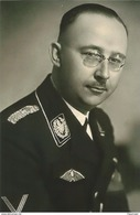 Militaria WW2 - Portrait De Himmler - 1939-45