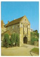Saint Valery Sur Somme (80) La Porte De Nevers ( The Nevers Gate ) - Saint Valery Sur Somme