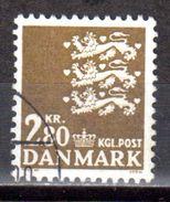 Dänemark 1975 Mi. 586 Gestempelt (br1332) - Dinamarca