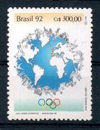 BRASIL 1992 - OLYMPICS BARCELONA 92 - YVERT Nº  2060 - MICHEL 2464 - SCOTT 2359 - Verano 1992: Barcelona
