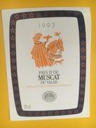 4331 - Pays D'Oc 1993 Muscat Du Valais Suisse - Sonstige