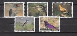 Yemen 1998,5V,set,birds,vogels,vögel,oiseaux,pajaros,uccelli,aves,MNH/Postfris(A3386) - Zonder Classificatie