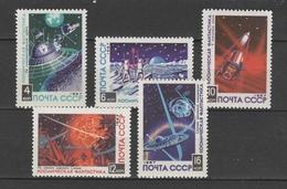 URSS 1967  Uni  3282-86  -   Postfrisch  -  Vedi  Foto ! - 1923-1991 USSR