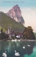 Salzkammergut - Plomberg Am Mondsee (1152) * 1922 - Mondsee