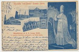Anno Santo 1900 Benedizione Di S.S. Leone XIII Pape - Vatican