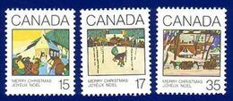 Canada 1980 Christmas Stamp Set (#870-872) MNH ! - 1952-.... Reign Of Elizabeth II