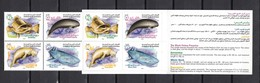 United Arab Emirates 2004.8V In Booklet,fish,dugong,finless Porpoise,whale Shark,MNH/Postfris(A3387) - Walvissen