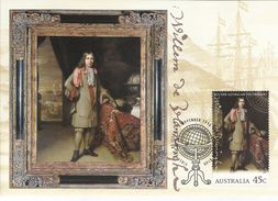 AUSTRALIE - CARTE MAXIMUM AVEC CAD DU 01/11/1996 - Maximum Cards