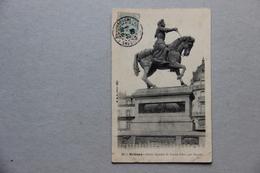 ORLEANS (LOIRET), Statue équestre De Jeanne D'Arc Par Foyatier - Orleans