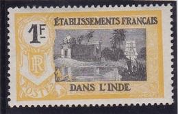 Inde N° 40 Neuf * - India (1892-1954)
