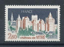 1949** Château De Vitré - France