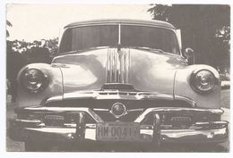 "Cuba ""Vieja Pontiac"" C.Habana - Auto - Cuba"