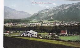 Germany Bad Teuchenhall vom Nonn Totalansicht