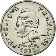 Monnaie, Nouvelle-Calédonie, 10 Francs, 1977, Paris, TTB+, Nickel, KM:11 - New Caledonia