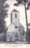 61 - L Eglise Vivante Et Parlante De Menil Gondouin -  Facade Montrant Le Paradis Le Purgatoire Et L Enfer - Putanges - Otros Municipios