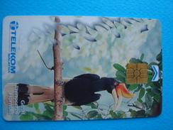MALAYSIA  USED CARDS BIRD BIRDS HORNBILL - Malaysia