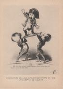 """17 / 6 / 434  -CPM  ( Grd Mod )  """"  CANDIDATURE  DE  LOUIS-NAPOLÉON - BONAPARTE  EN  1848 (  DAUMIER )-  LITHOGRAPHIE - Otros Ilustradores"""